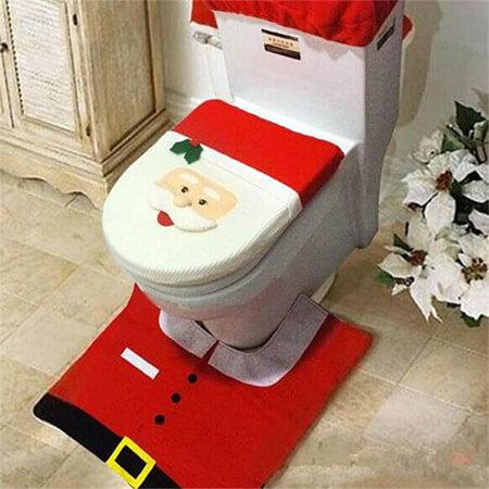 10 keer kerstdecoratie toiler