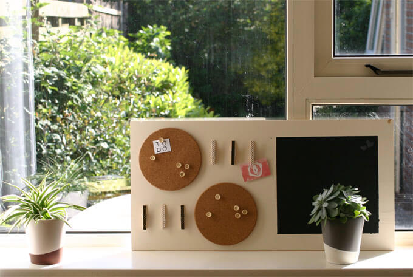 5x diy decoratie voor binnen ik woon fijn - Decoratie idee ...