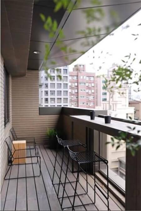 Balkon inrichten
