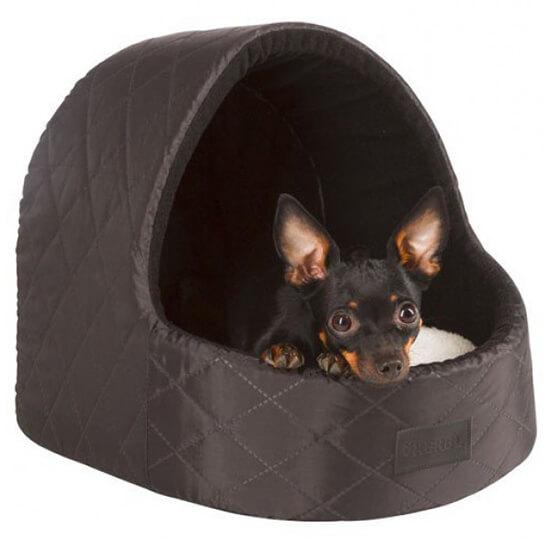 Hondenmand iglo