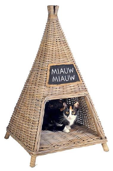 Kattenwigwam