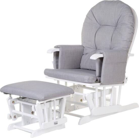 verstelbare schommelstoel