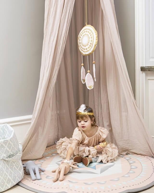 Chique sfeer in de babykamer met elodie ik woon fijn for Sfeer en chique