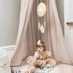 Chique sfeer in de babykamer met Elodie