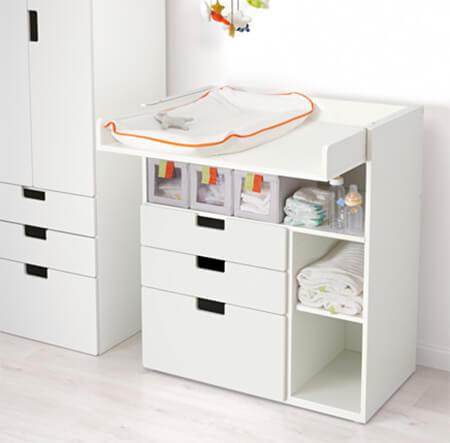 Commode In De Babykamer 8 Ideeën Ik Woon Fijn