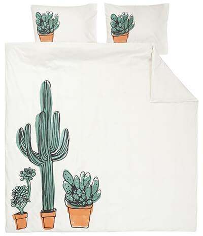 Dekbedovertrek kopen cactus