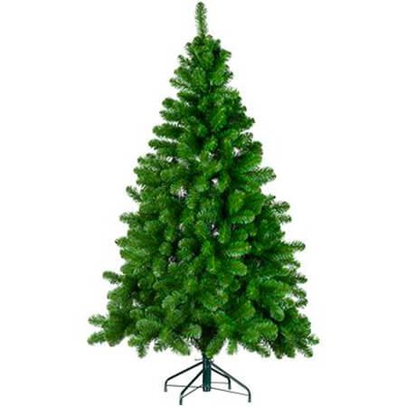 groene-kunst-kerstboom