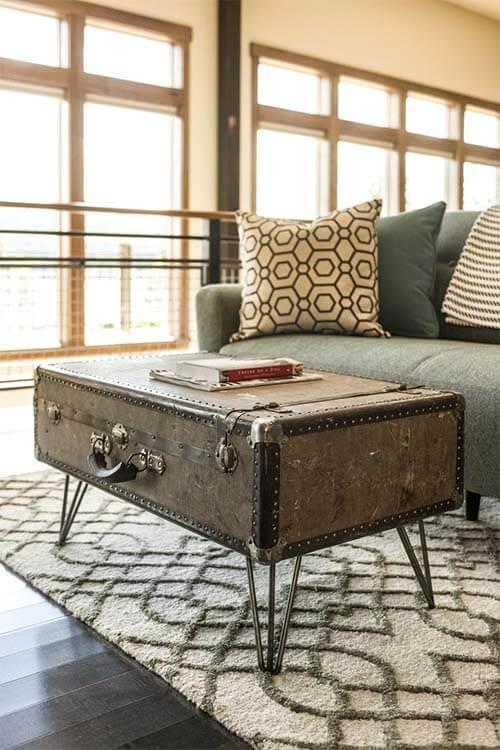 koffers hergebruiken salontafel