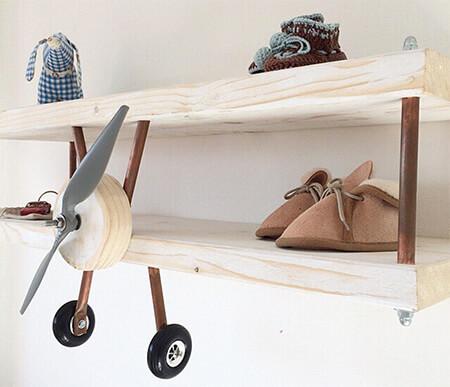 leuke-kinderkamer-ideeen-vliegtuig