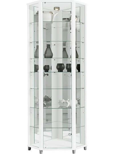jouw spullen tentoonstellen 6 mooie vitrinekasten ik woon fijn. Black Bedroom Furniture Sets. Home Design Ideas