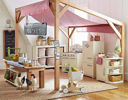 Schommel In Kinderkamer : Leuke kinderkamer ideeën: 8 keer inspiratie ik woon fijn