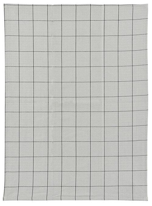 10 woonaccessoires met patroon doek grid
