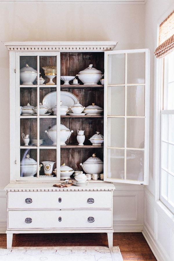 7 servieskasten voor jouw woonkamer: vintage
