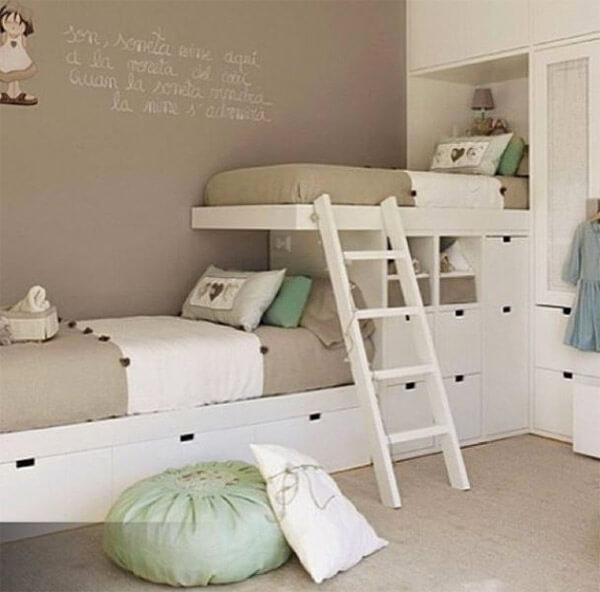 Gedeelde kinderkamer inrichten 8 voorbeelden ik woon fijn - Kinderkamer ruimte ...