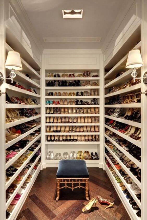 10 leuke schoenenkast idee n ik woon fijn - Uitschuifbare kast ...