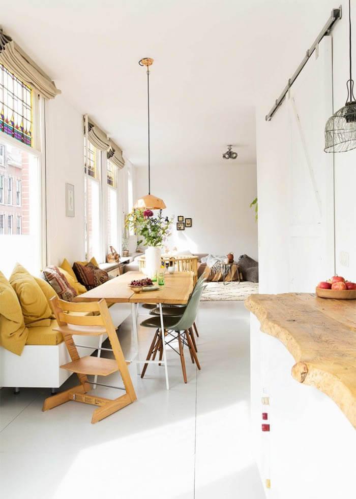 Shop in stijl: scandinavische eetkamer