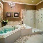 Droombadkamer: 10 badkamers om bij weg te smelten