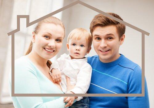 Kindveilige woonkamer