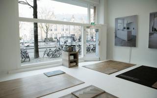 Showroom Amsterdam Uipkes Houten Vloeren