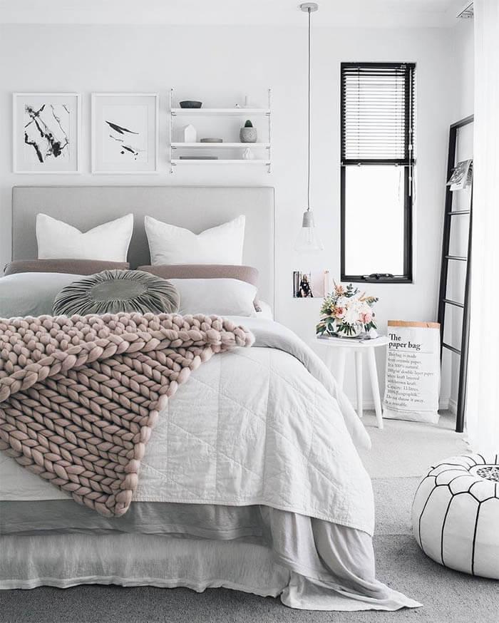 Rustieke slaapkamer