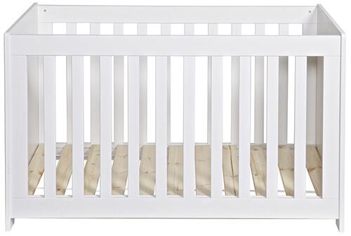 Bohomische babykamer ledikant