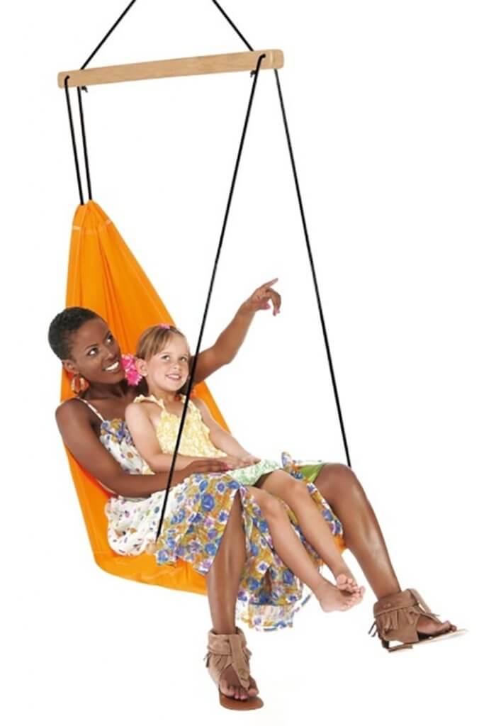 Hangstoel voor buiten hangover