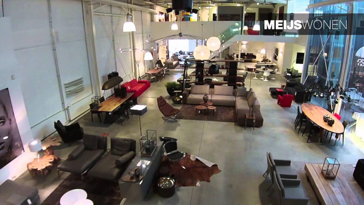 Meijs wonen showroom
