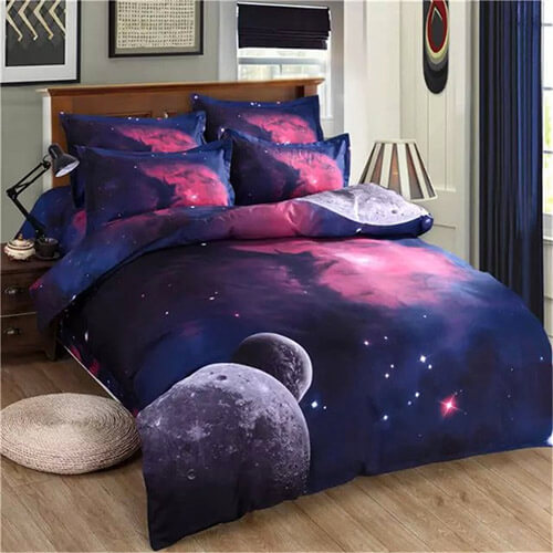 Galaxy items beddengoed