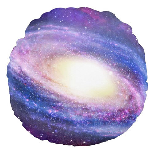 Galaxy items kussen