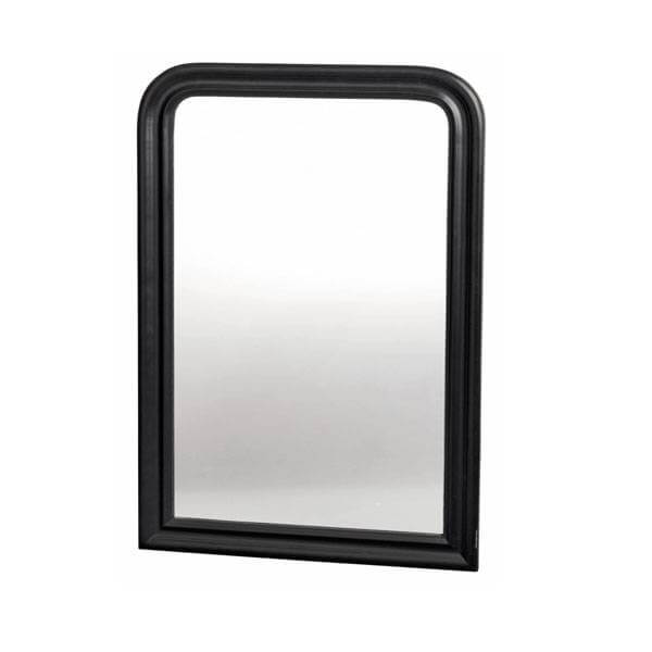 Minimalistische spiegel met strakke rand