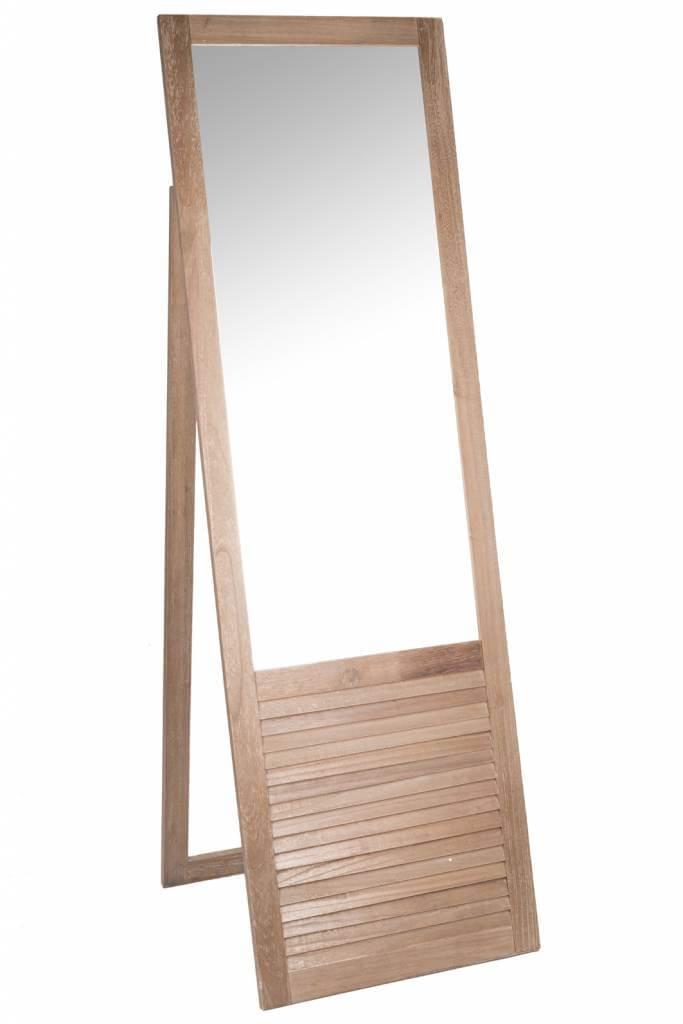 Moderne staande spiegel