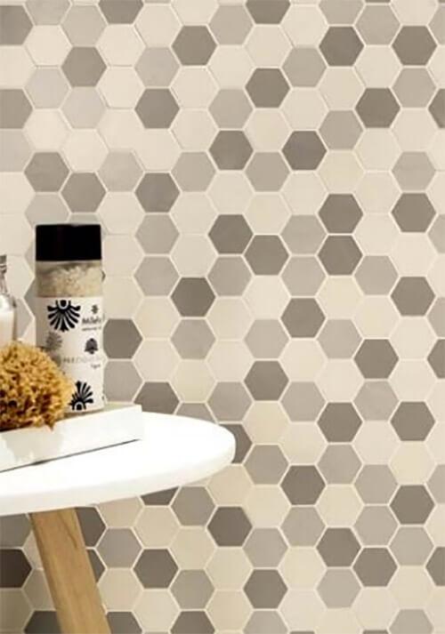 Rustige keuken tegels