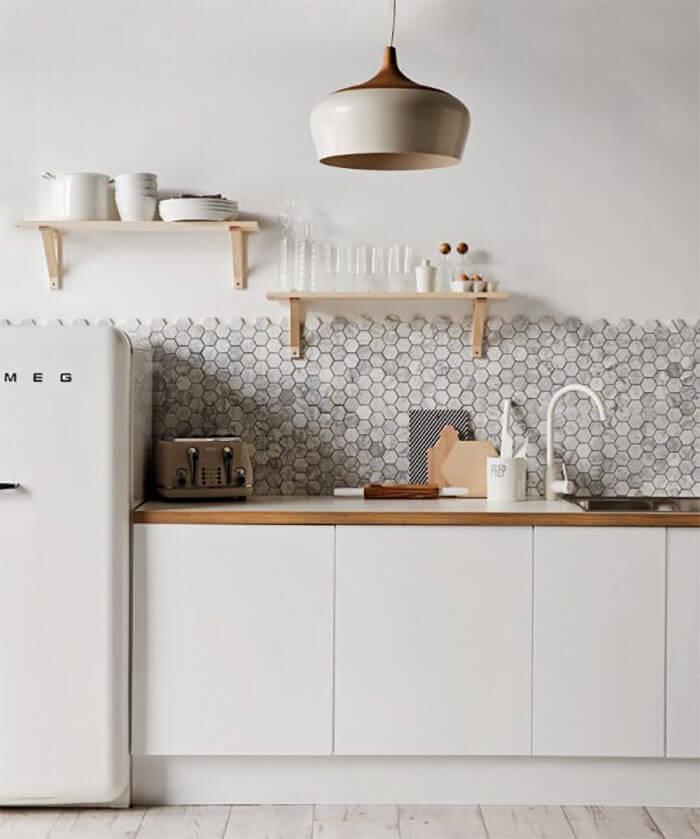 Rustige keuken