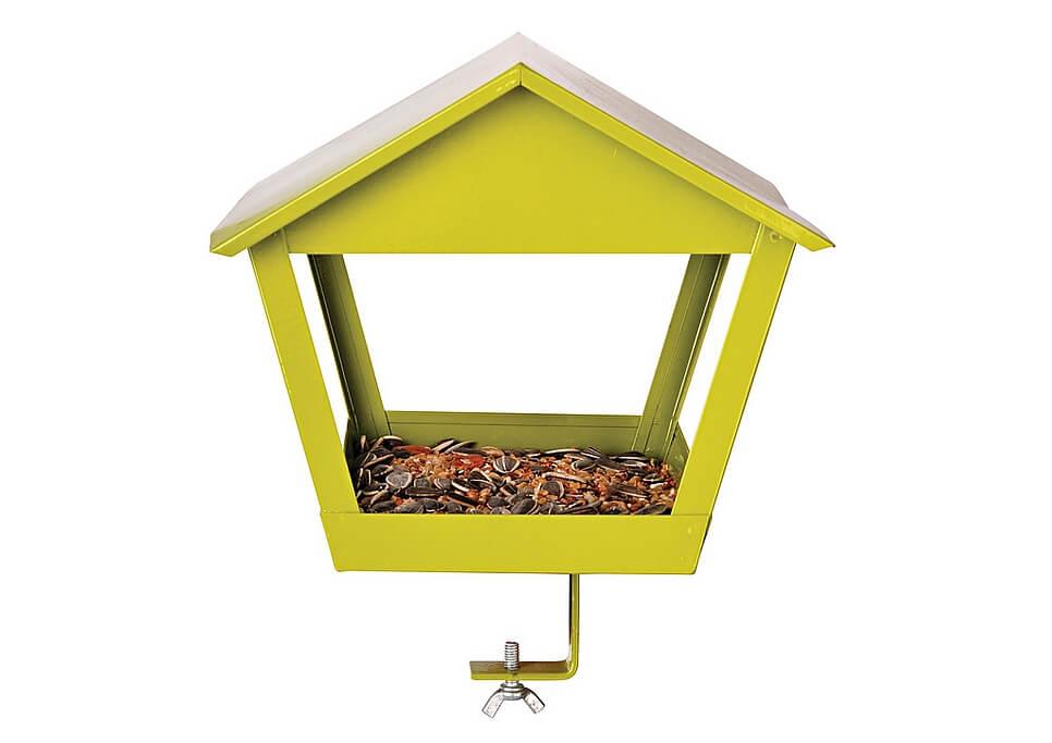 Vogelhuisje voor balkon