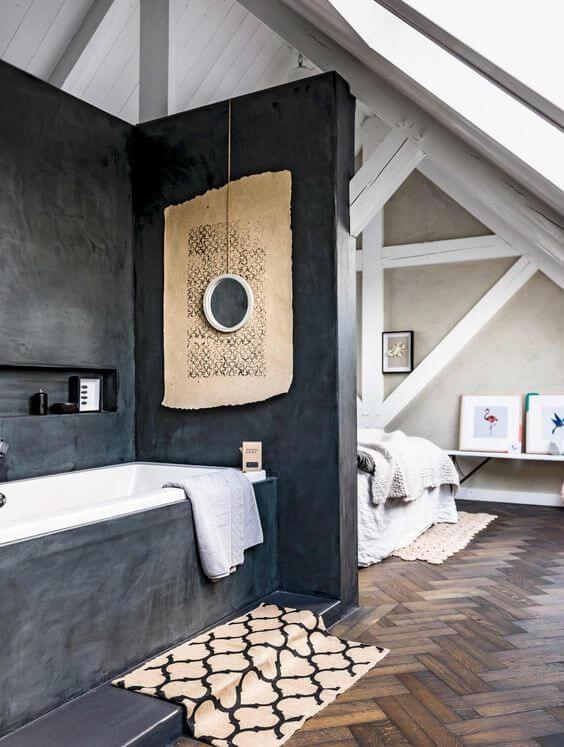 Badkamer met hout - 25 prachtige voorbeelden | Ik woon fijn