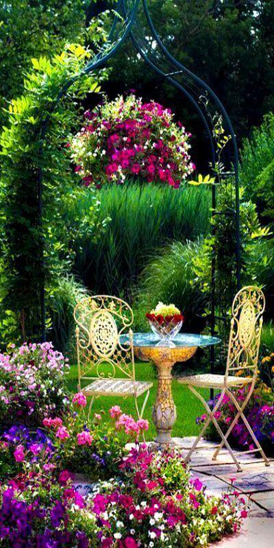 Excuise tuin en vormgeving