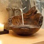Badkamer met hout – 25 prachtige voorbeelden