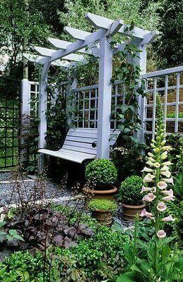 Romantische Tuin 30 Ideeen Ik Woon Fijn