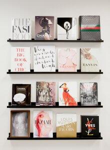 koffietafelboeken display