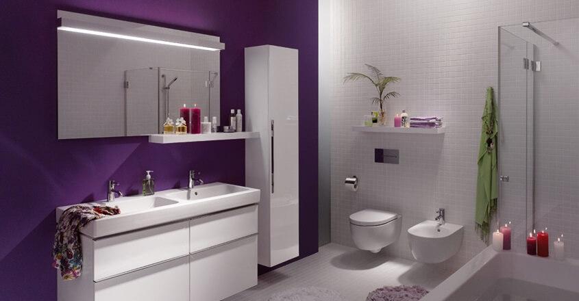 Luxe badkamer met bidet