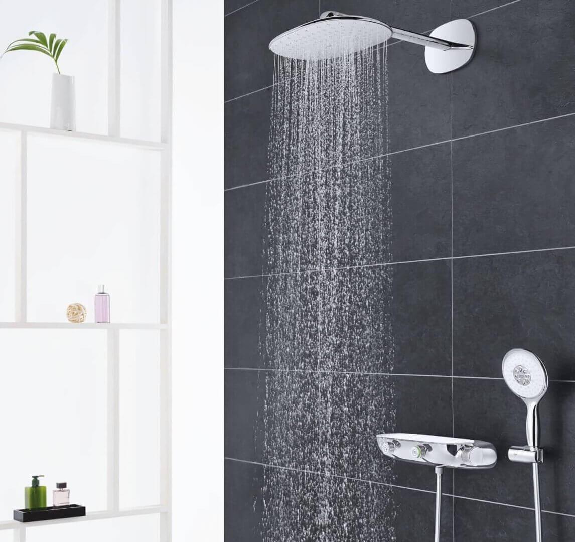 Mooie accessoires voor jouw moderne badkamer ik woon fijn - Mooie moderne badkamer ...