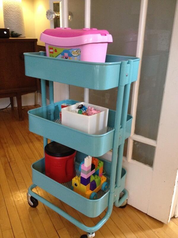 trolley ikea kinderspullen