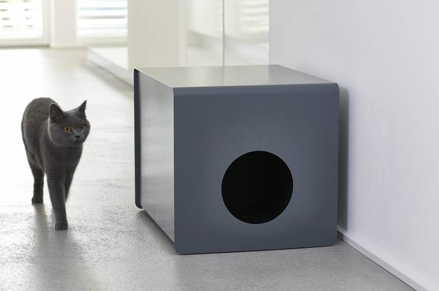 design kattenbak miacara