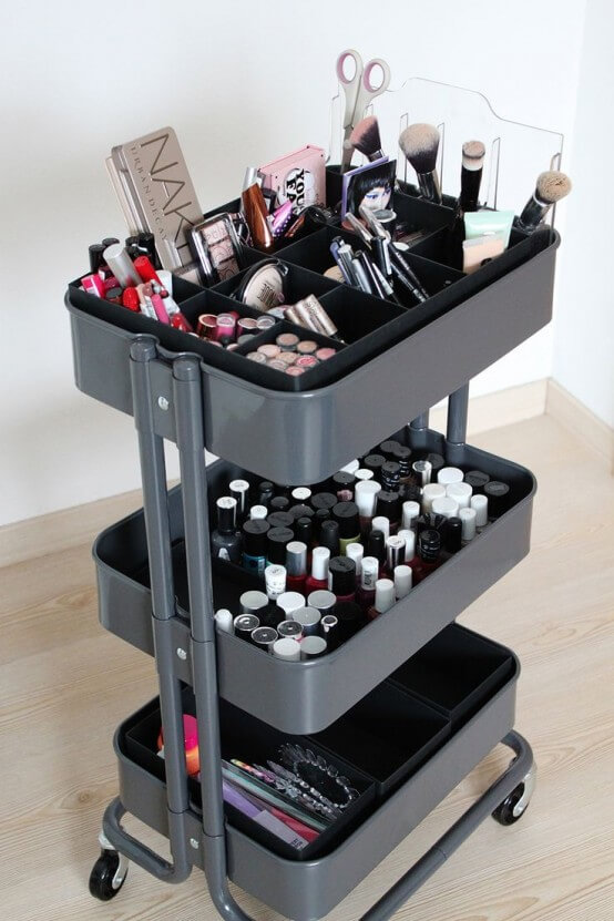 trolley make up