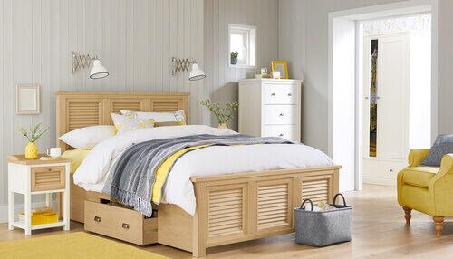 Tips voor het inrichten van een vierseizoenen slaapkamer ik woon fijn
