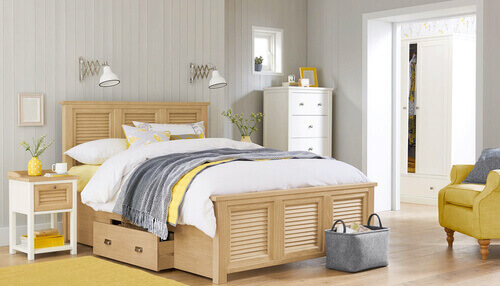 Vierseizoenen slaapkamer