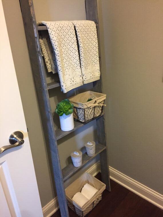 decoratieve ladder etsy