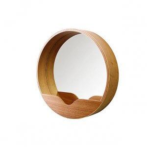 ronde spiegel zuiver