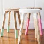 DIY: colordipping van jouw houten Ikea meubelen!