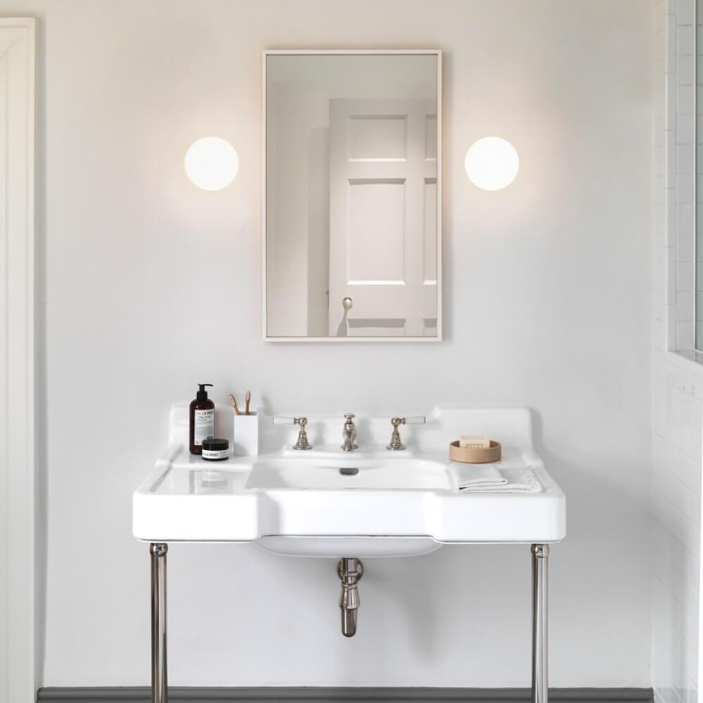 Spiegelkast, stijlvolle ruimtewinner in de badkamer | Ik woon fijn